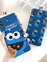 cheap -Case For Apple iPhone 11 / iPhone 11 Pro / iPhone 11 Pro Max Shockproof / IMD / Pattern Back Cover Cartoon TPU for iPhone X XS XR XS MAX 8 8PLUS 7 7PLUS 6 6PLUS 6S 6S PLUS