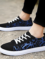 cheap -Men's Suede Spring & Summer / Fall & Winter Sporty / Preppy Sneakers Walking Shoes Breathable Black / Wine / Dark Blue