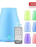 cheap -Aromatherapy humidifier / LED aromatherapy lamp / aromatherapy machine without print humidifier / 300ML sake bottle explosion model / home/ PP White
