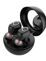 abordables -LITBest LB-10 Casque TWS True Wireless Sans Fil EARBUD Bluetooth 5.0 Suppression du Bruit Stereo Dual Drivers