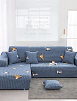 cheap -Printed Stretch Sofa Slipcover Loveseat Slipcover Couch Slipcover with 1 Free Pillow Cover