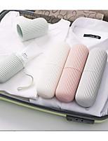abordables -portable voyage lavage tasse multifonctionnel simple dentifrice brosse à dents tasse bouche tasse dent boîte de rangement avec couvercle
