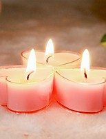 cheap -Scented Soybean Wax Candle 3pcs New Year Decoration