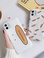 cheap -Case For Apple iPhone 11 / iPhone 11 Pro / iPhone 11 Pro Max IMD / Pattern Back Cover Cartoon TPU for iPhone X XS XR XS MAX 8 8PLUS 7 7PLUS 6 6PLUS 6S 6S PLUS