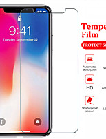 cheap -AppleScreen ProtectoriPhone 11 High Definition (HD) Front Screen Protector 3 pcs Tempered Glass