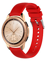 cheap -Watch Band for Ticwatch 2 / Ticwatch E TicWatch Classic Buckle Silicone Wrist Strap