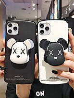 cheap -Case For Apple iPhone 11 / iPhone 11 Pro / iPhone 11 Pro Max with Stand / Pattern Back Cover Animal / Cartoon TPU