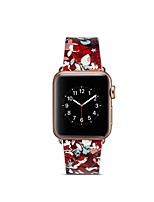 cheap -Watch Band for Apple Watch Series 4 / Apple Watch Series 3 / Apple Watch Series 2 Apple Leather Loop Genuine Leather Wrist Strap
