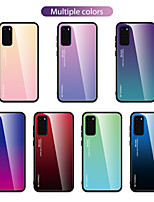 cheap -Case For Samsung Galaxy S9 / S9 Plus / S8 Plus Shockproof Back Cover Color Gradient TPU