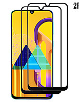 cheap -Naxtop Screen Protector Samsung Galaxy M10 / M20 / M30 High Definition (HD) Front Screen Protector 2 pcs Tempered Glass