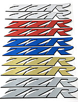 cheap -Motorcycle REFLECTIVE Stickers FAIRING Decals for KawasakiI ZZR