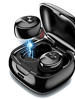 cheap -LITBest XG12 TWS True Wireless Earbuds Wireless Earbud Bluetooth 5.0 Noise-Cancelling Stereo with Charging Box