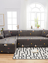 cheap -Mich Cartoon  Print Dustproof All-powerful Slipcovers Stretch Sofa Cover Super Soft Fabric Couch Cover with One Free Pillow Case