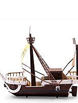 cheap -Stress Reliever Pirate Ship Cool Hand-made Parent-Child Interaction Metal 1 pcs Boat Teenager All Toy Gift