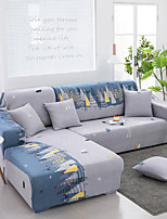 cheap -Durable Soft High Stretch Printed Slipcovers Washable Furniture Protector for Sofa Couch Home Decor