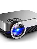 cheap -WAZA L480 Mini Portable Led Projector 3800lumen Touch Panel Multimedia Video Projecyor Support 1080p Hdmi Vga Usb Home Theater Compatible with TV Stick PS4 HDMI VGA TF AV and USB Q6 L6