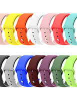 cheap -20mm 22mm Silicone band for Huawei/Withings/Samsung Galaxy/gear s3 Smart watch replacement Strap wristbands