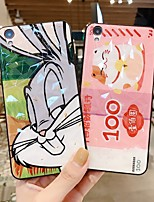 cheap -Case For OPPO OPPO Reno2 / OPPO Reno2 Z / OPPO R11 Plus Shockproof / Dustproof / Pattern Back Cover Animal / Cartoon PC