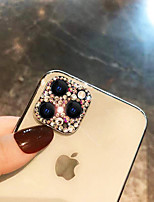 cheap -Lens Protector Camera Diamond Decorate for iPhone 11 Pro Max XR X XS Max Luxury Protective Film