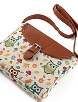 cheap -Women's Zipper PU Top Handle Bag Solid Color Brown