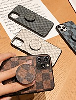cheap -Case For Apple iPhone 11 / iPhone 11 Pro / iPhone 11 Pro Max with Stand / Pattern Back Cover Geometric Pattern TPU
