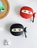 abordables -Coque Pour AirPods Pro Antichoc / Adorable Cas de casque Flexible