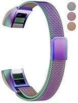 cheap -Watch Band for Fitbit Alta Fitbit Milanese Loop Stainless Steel Wrist Strap