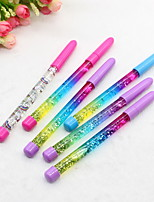 cheap -1 pcs 0.7 mm Ballpoint Pen Multi-colors PVC