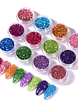 cheap -1 pcs Safety / New Design / Creative Plastics Sequins For Finger Nail Romantic Series Fashion nail art Manicure Pedicure Daily / Festival Trendy / Fashion