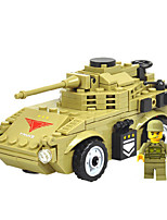 cheap -Building Blocks 183 pcs Military compatible Legoing Simulation Tank All Toy Gift / Kid's