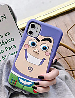 cheap -Case For AppleiPhone 6/6s/6S plus/7/8/7Plus/8Plus /iPhoneX/iPhoneXS/iPhoneXR/iPhoneXSmax/iphone 11/iPhone 11 Pro/iPhone 11 Pro Max  Shockproof Back Cover Solid Colored TPU