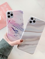 cheap -Case For Apple iPhone 11 / iPhone 11 Pro / iPhone 11 Pro Max Shockproof / Ultra-thin Back Cover Marble PC