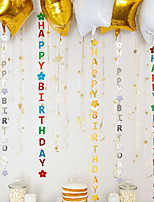 cheap -Banner & Runner Hard Card Paper 1 Piece Party
