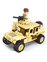 cheap -Building Blocks 151 pcs Military compatible Legoing Simulation Climbing Car All Toy Gift