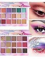 cheap -Eyeshadow Palette Matte Shimmer EyeShadow Waterproof Normal Durable lasting Palette Beauty Color Extending Casual / Daily Daily Makeup Fairy Makeup Cosmetic Gift