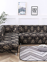 cheap -Flower Color Dustproof All-powerful Slipcovers Stretch Sofa Cover Super Soft Fabric Couch Cover with One Free Pillow Case