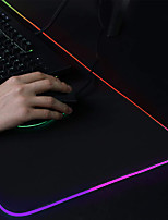 cheap -Gaming Mouse Pad Large Size Colorful Luminous for PC Computer Desktop 7 Colors LED Light Desk Mat Gaming Keyboard pad