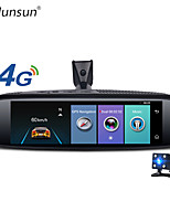 cheap -Junsun K756 2G 32G Car Special Mirror DVR Camera 4G Android 7.84 ADAS Bluetooth Full HD 1080P Video Recorder dash cam Rearview Mirror