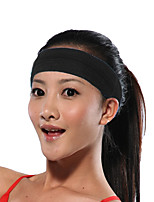 cheap -HeadBand 1 pcs Sports Silicon Cotton Yoga Exercise & Fitness Bodybuilding Durable Sweat Control For Men Women