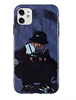 cheap -Case for Apple scene map iPhone 11 11 Pro 11 Pro Max X XS XR XS Max 8 cartoon pattern bright TPU material IMD process all-inclusive mobile phone case CKF