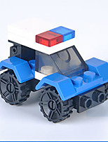 cheap -Building Blocks 18 pcs Military compatible Legoing Simulation Military Vehicle All Toy Gift / Kid's