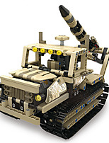 cheap -Building Blocks 606 pcs Military compatible Legoing Simulation Tank All Toy Gift / Kid's