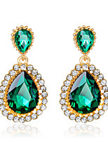 cheap -The Great Gatsby Earrings Retro Vintage 1920s Alloy Holiday Jewelry Masquerade For Masquerade Party / Cocktail Halloween Carnival Women's Costume Jewelry Fashion Jewelry