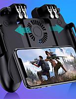 abordables -Sans Fil Contrôleurs de jeu / Poignée du contrôleur / Gâchette de jeu Pour Android / iOS ,  Créatif Contrôleurs de jeu / Poignée du contrôleur / Gâchette de jeu ABS 1 pcs unité