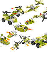 cheap -Building Blocks 30 pcs Military compatible Legoing Simulation Military Vehicle All Toy Gift / Kid's