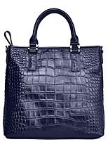 cheap -Women's Zipper PU Top Handle Bag Solid Color Black / Wine / Royal Blue