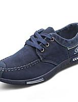cheap -Men's Comfort Shoes Mesh Fall & Winter Sneakers Blue / Gray