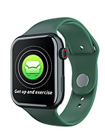 abordables -Z9 Smartwatch Bluetooth Fitness Tracker Support ECG + PPG Moniteur de fréquence cardiaque / mesure de la pression artérielle pour les téléphones Apple / Samsung / Android