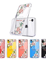 cheap -Case For Apple iPhone 11 / iPhone 11 Pro / iPhone 11 Pro Max Pattern Back Cover Scenery / Cartoon / Flower TPU / Plastic