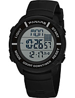 cheap -SYNOKE Digital Watch Digital Sporty Stylish 30 m Water Resistant / Waterproof Calendar / date / day LCD Digital Outdoor Fashion - Black Green Blue